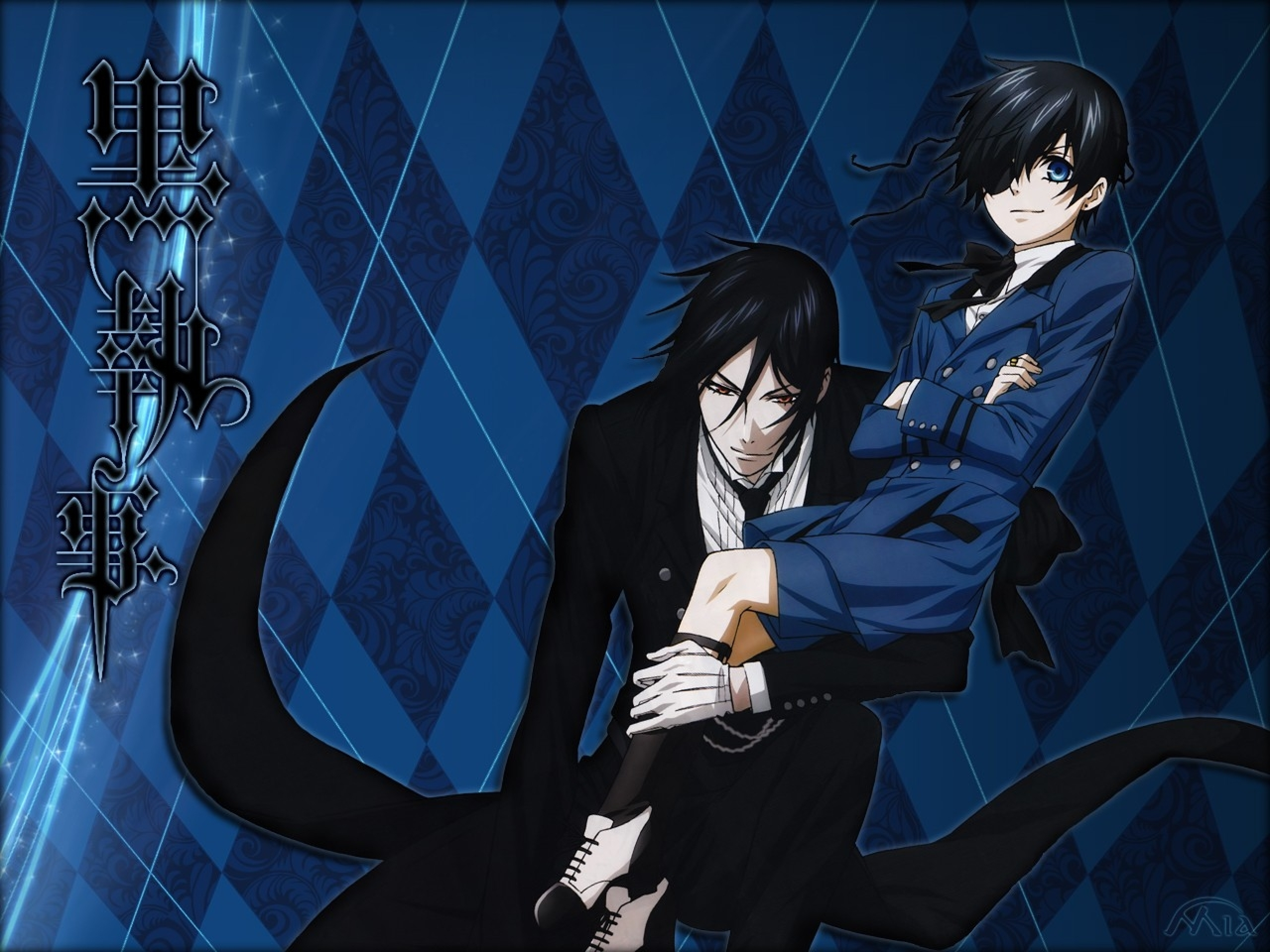 Black Butler Characters images Black Butler Wallpaper HD wallpaper ...