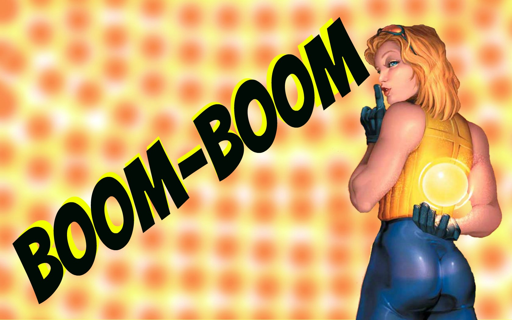 x men boom boom - photo #6