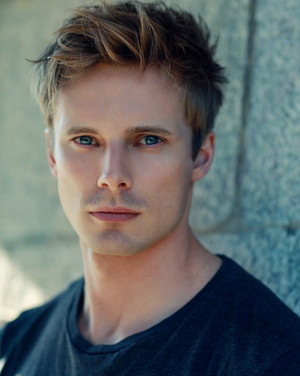 Bradley James | New Headshot!