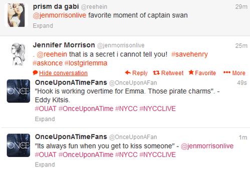 Captain Hook and Emma Swan wallpaper called CAPTAIN SWAN KISS?