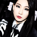 CL Icon - 2ne1 fan art