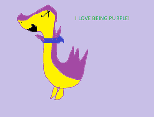 Cabbage loves being purple!