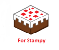 Cake For Mr. Stampy Cat
