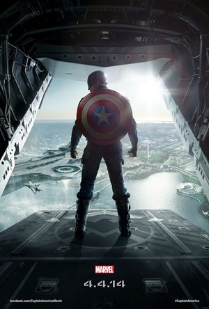 Captain America: The Winter Soldier - NEW Poster