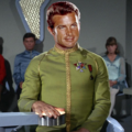 Captain James T. West - Starship Enterprise