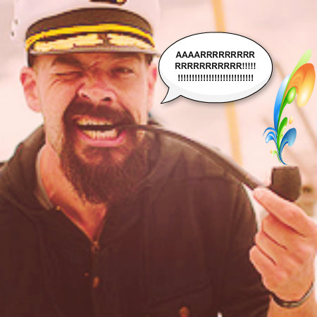 Aaron Goodwin wallpaper entitled Captian Aaro