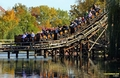 Cedar Creek Mine Ride - rollercoasters photo