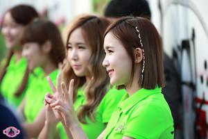 Choa at Hongdae fan meet