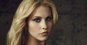 Claire Holt plays Rebekah