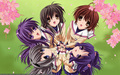 Clannad - anime wallpaper