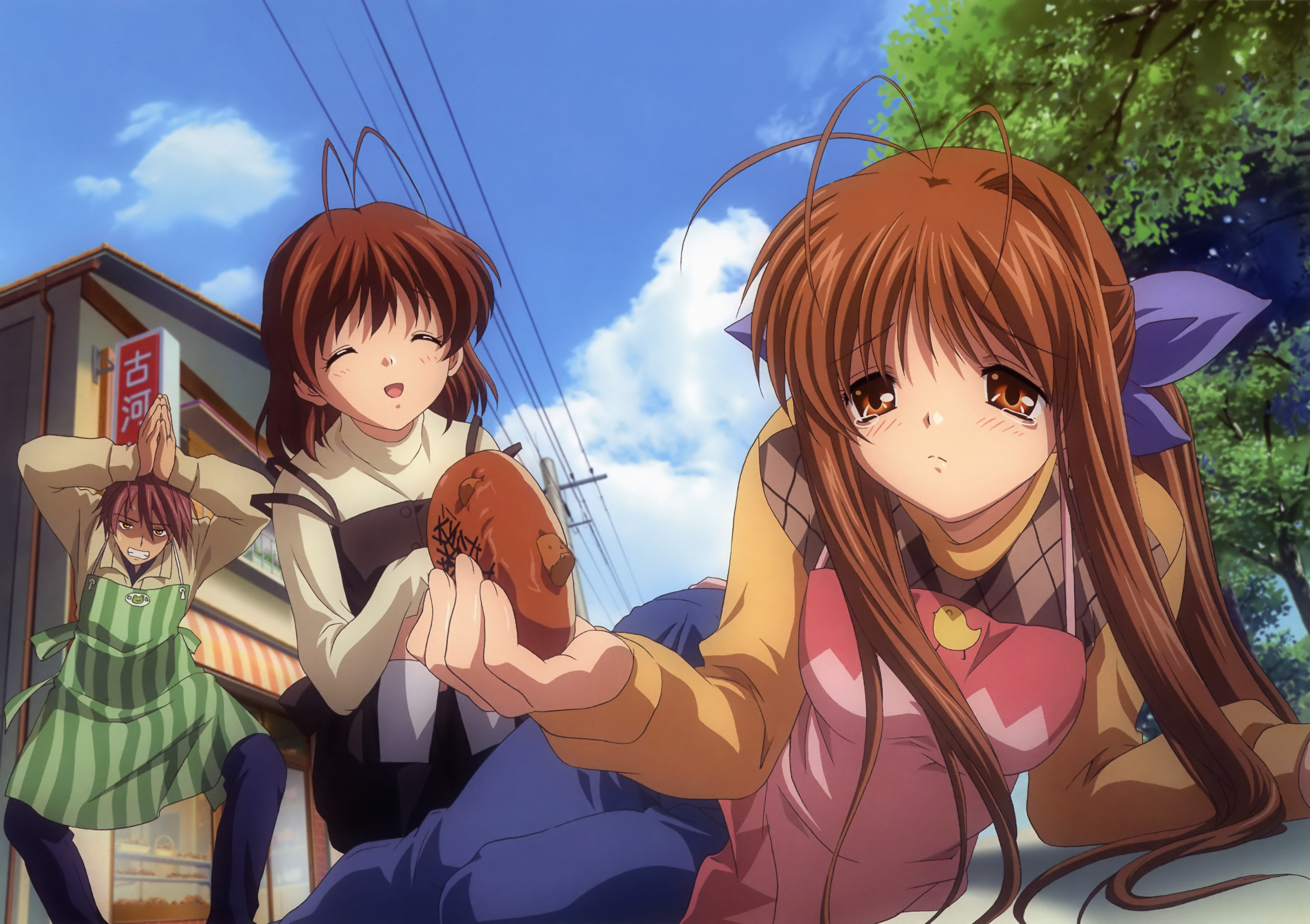 Clannad Clannad Photo 35871278 Fanpop