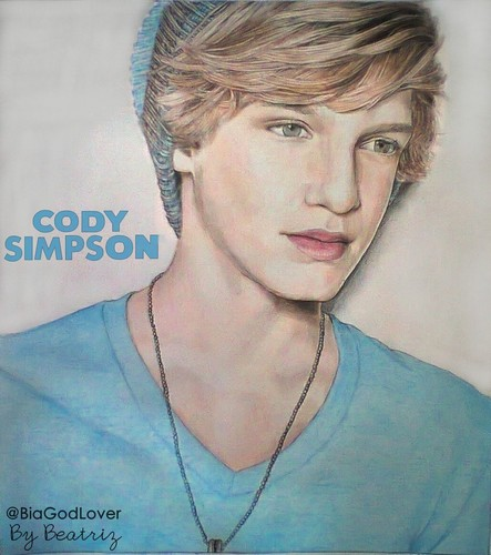 Cody Simpson wallpaper possibly with a portrait titled Cody Simpson - Drawing