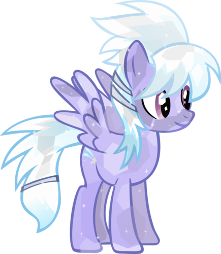 My Little poni, pony - La Magia de la Amistad fondo de pantalla called Crystal Ponies