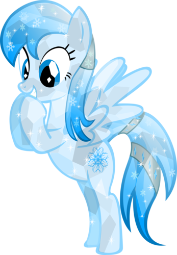 My Little poni, pony - La Magia de la Amistad fondo de pantalla called Crystal Ponies