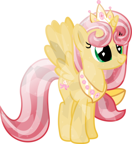 My Little kuda, kuda kecil Friendship is Magic kertas dinding called Crystal Ponies