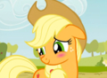 Cute Applejack - applejack photo