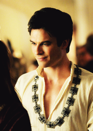 "Damon in 5x05 ""Monster's Ball"""