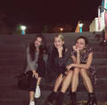 Danielle Campbell, Claire Holt and Phoebe Tonkin