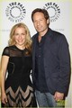 David Duchovny & Gillian Anderson: 'X Files' 20th Anniversary - the-x-files photo