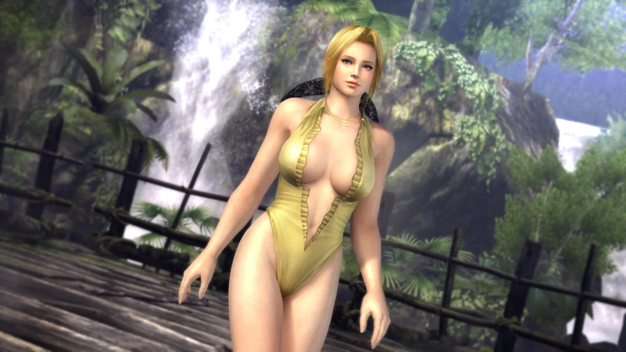 Dead of Alive 5 - Helena