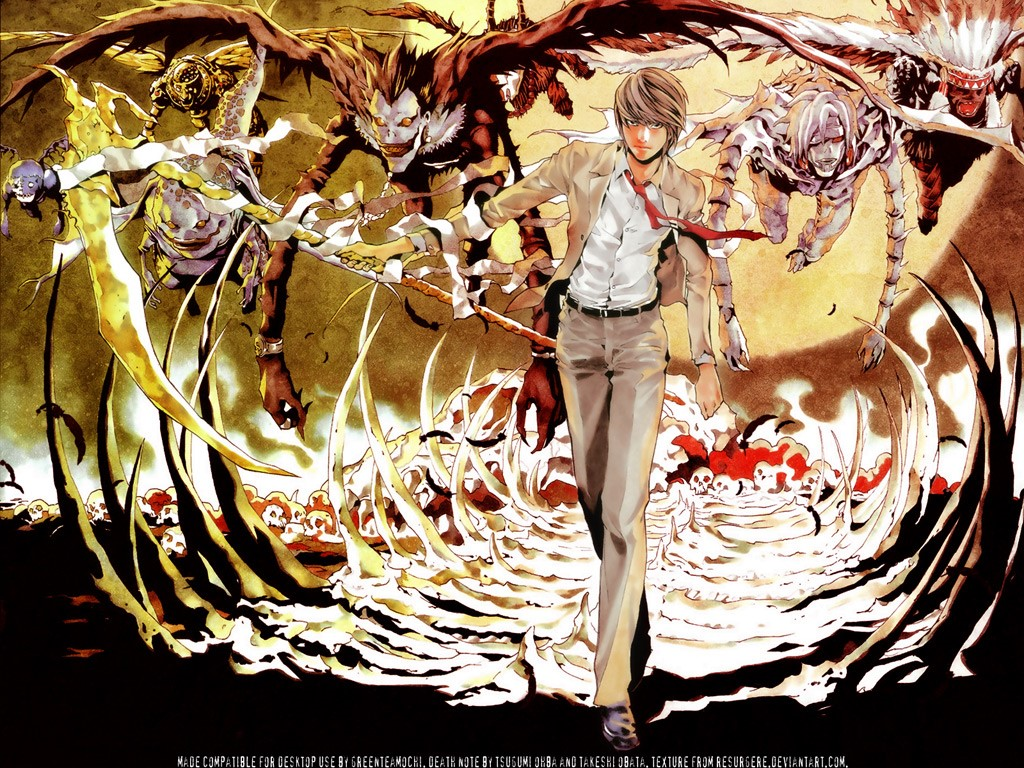 Psychological Anime Manga Images Note Hd Wallpaper And Background Photos