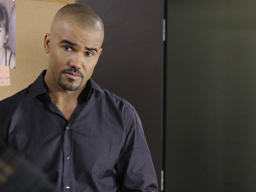Esprits Criminels fond d'écran entitled Derek morgan