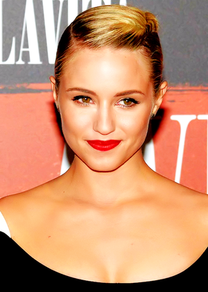 "Dianna at ""The Family"" Premiere"