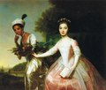 Dido Elizabeth Belle and Elizabeth Murray - women-in-history photo