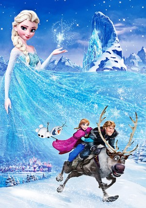 Disney Princess Posters - Frozen