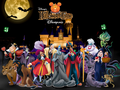 Disneyland In Halloween Time - disney-villains fan art
