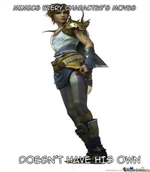 Dissidia Final Fantasy Memes