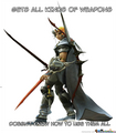 Dissidia Final Fantasy Memes - final-fantasy photo
