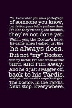 Relativ no1drwhofan images Doctor Who Quotes ♥ wallpaper and background  XR42