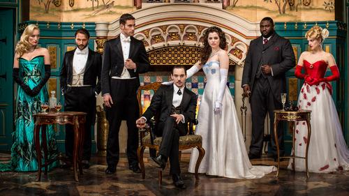 Dracula NBC fondo de pantalla called Dracula