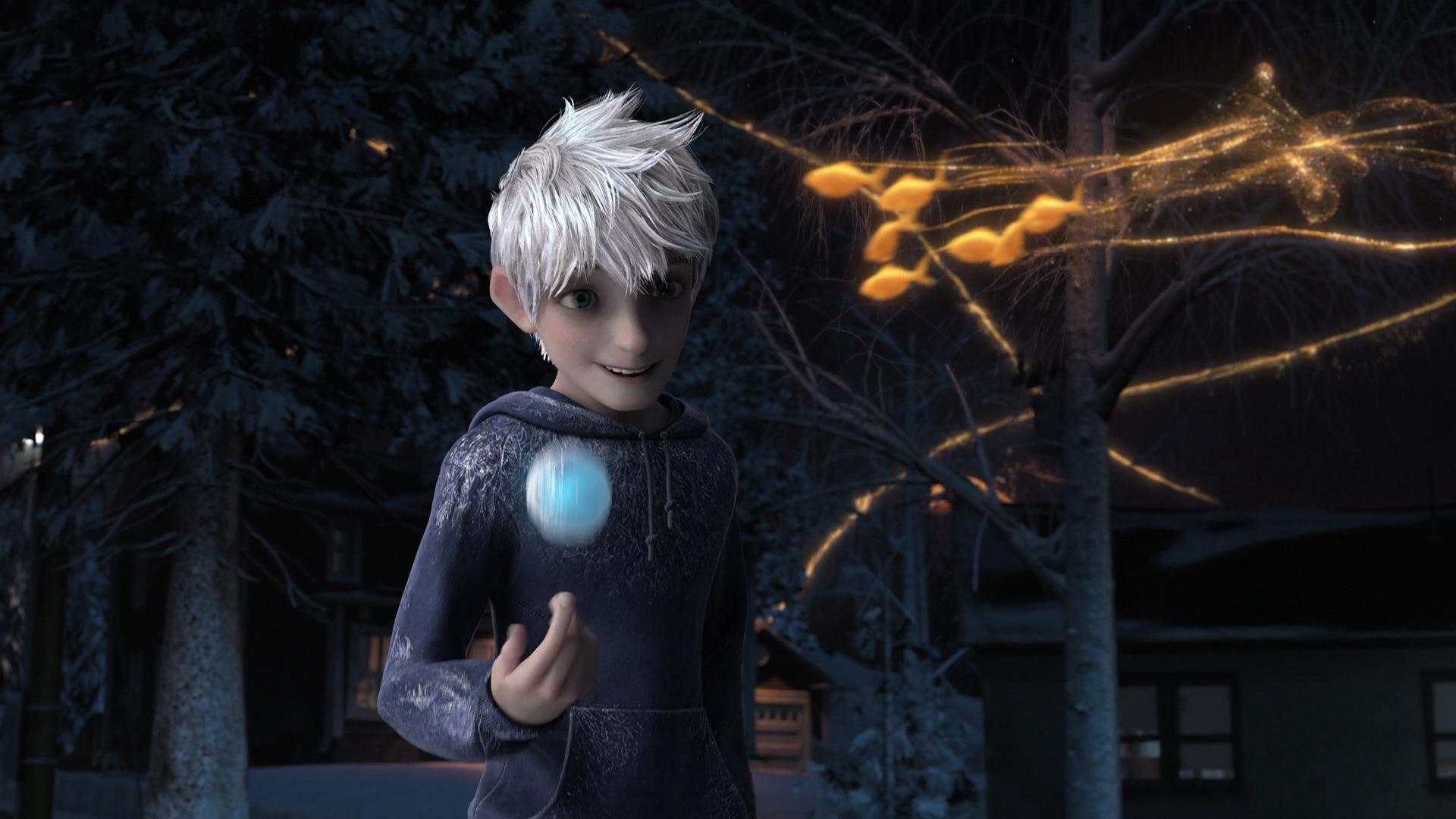 Jack Frost Dreamworks