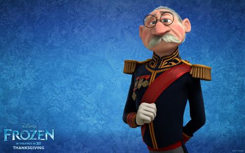 겨울왕국 바탕화면 called Duke of Weselton 바탕화면