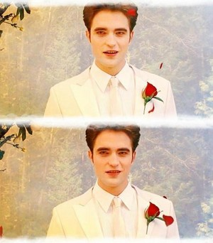 Edward (Bella's wedding nightmare)