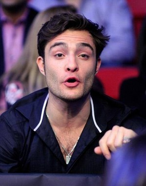 ED WESTWICK ATTENDING THE BRADLEY VS. MARQUEZ FIGHT - LAS VEGAS