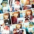 EXO-K Baekhyun, Chanyeol & Sehun with SHINee's album
