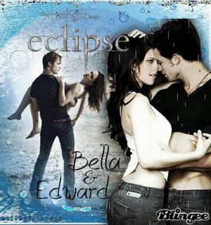 Edward & Bella eclipse