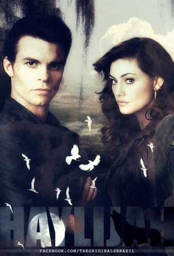 Elijah & Hayley wallpaper called Elijah & Hayley