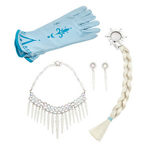 Elsa Costume Accessories Set