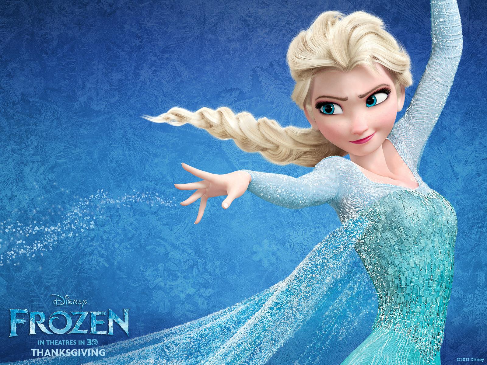 Elsa 壁纸
