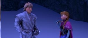 Elsa and Anna Snapshots from new trailer