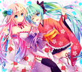 Epic - vocaloids fan art