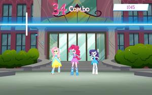 Equestria Girls Game App