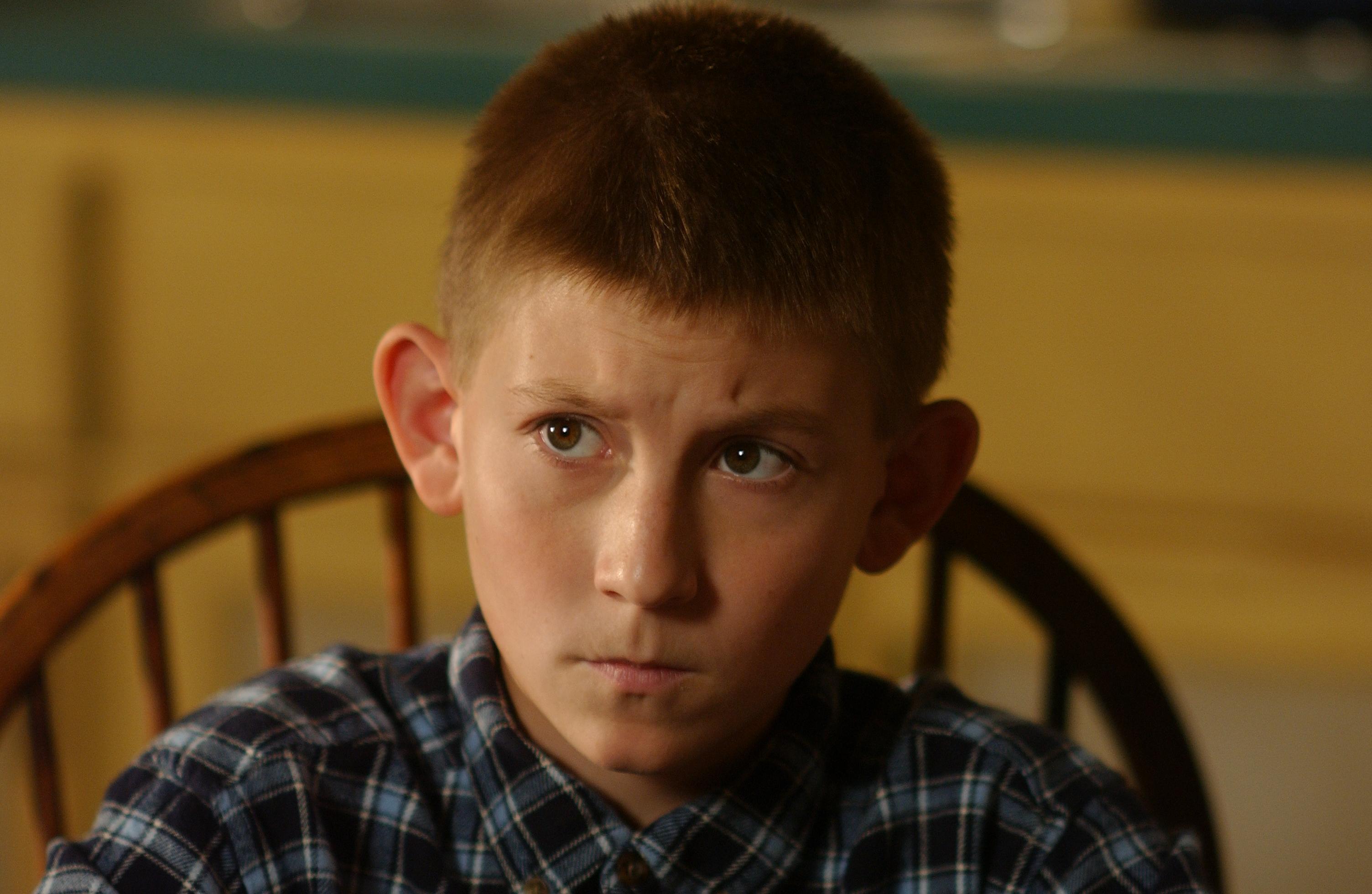 Erik Per Sullivan as Dewey