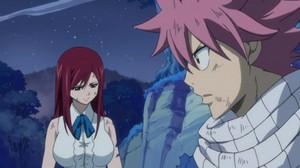 Erza and Natsu