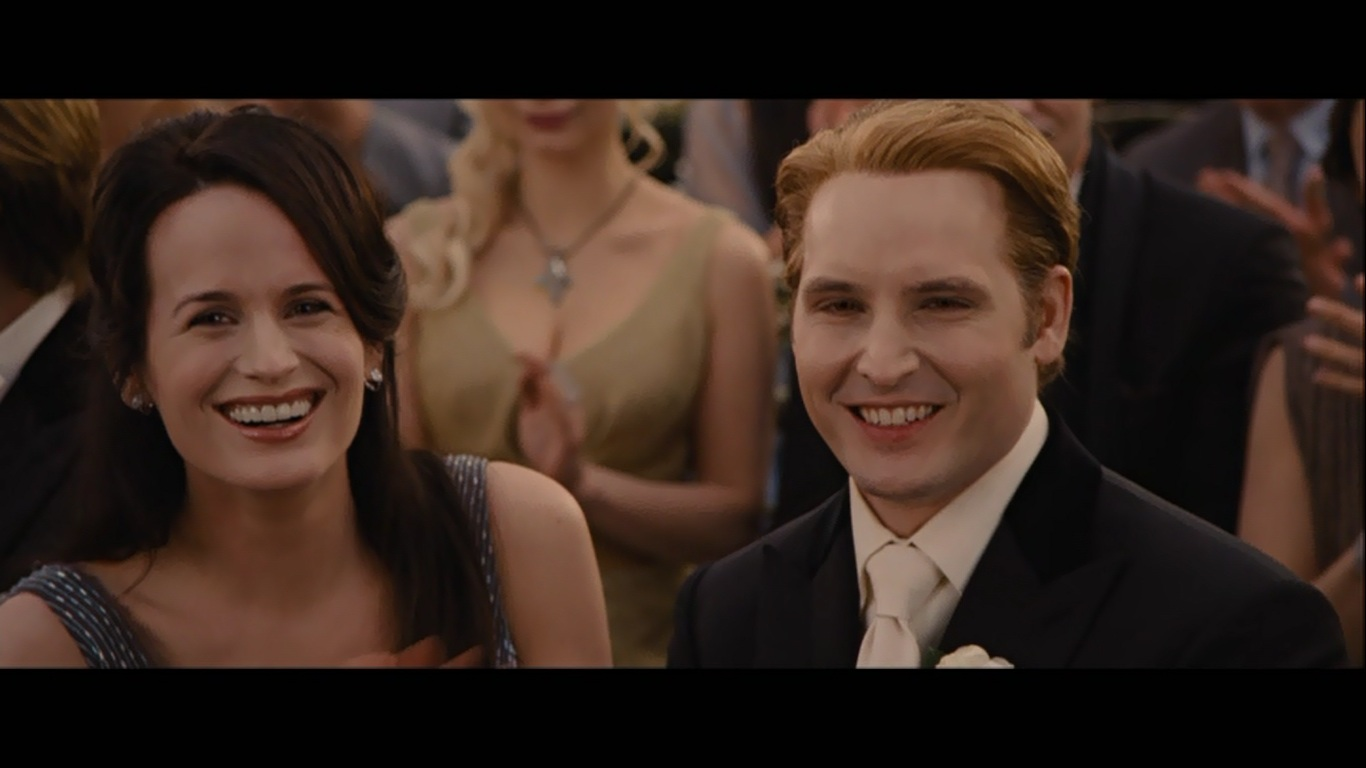 Edward And Bellas Wedding Images Esme And Carlislemother And