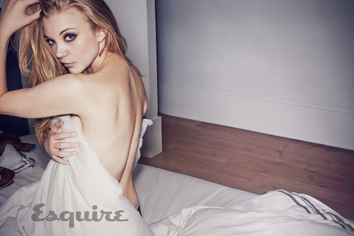 Natalie Dormer wallpaper titled Esquire Photoshoot